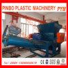 PP PE PVC de plástico de residuos de trituración de la máquina
