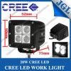 4 '' indicatore luminoso del lavoro di stile LED del baccello dell'indicatore luminoso 2X2 dell'automobile del LED