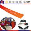 Trilho isolado compato seguro do poder do guindaste