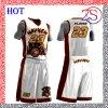 Выполненные на заказ трикотажные изделия баскетбола печатание сублимации