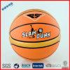 El mejor cualquie baloncesto al aire libre impreso insignia de la bola