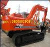 Máquinas escavadoras usadas Hitachi Ex200-1 de Japão para a venda