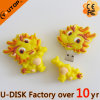 Creative Custom Dragon PVC Cartoon USB Flash (YT-6433-10)
