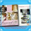 Catalogo di prodotti di colore completo di formato di prezzi bassi A4 di alta qualità