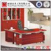 중국 공급 사무실 Furnitre 단단한 나무 베니어 매니저 책상 (NS-SL043)