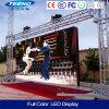 Heiße miete LED-Bildschirmanzeige der Verkaufs-P3.91 Innen