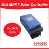 Maximaler 3000W 12V 24V 48V MPPT Solarladung-Controller der LCD-Bildschirmanzeige-60A