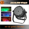 54X3w RGBW Outdoor DMX Stage DEL PAR Light