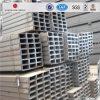 Importación en acero suave del canal de acero de China A36 Ss400