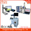 10W 20W Portable Fiber Laser Marking Machines voor Metal