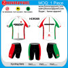 Sublimazione Elastic Cycling Jersey e Shorts