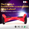 2 pulgada elegante vendedora superior Hoverboard del balance 10 de la rueda