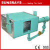 Hornilla industrial del horno de la circulación del aire caliente de la calefacción