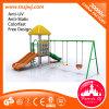 Спортивная площадка Slide Swing Set малышей для Backyard