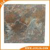 Anty-Deslizar el azulejo de suelo de cerámica rústico pesado de la piedra de los colores igualmente