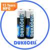 De professionele Alkalische aa Batterij van de Fabrikant Lr6