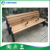 9 Plastic Wood Slat Bench Seating (FY-023X)를 가진 날씨 Resistant Cast Aluminum Bench