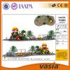 Pret van de Speelplaats van de activiteit de Openlucht voor Jonge geitjes (VS2-160303-01-32)