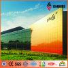 Alluminio del comitato dello schermo ASP di Ideabond 3mm 4mm che Shuttering vendita calda nelle società di costruzioni dal fornitore della Cina