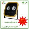 Indicatore luminoso di inondazione esterno di 100W LED con il driver e Osram/Philips LED di Sml