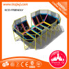 Trampoline Park에 있는 농구 Backboard Trampoline Equipment