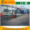 Maquinaria oca automática do tijolo do bloco Qt4-20 para a venda