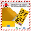Het Weerspiegelende Afdekken van de Rang van de Plaat van het Aantal van de auto (Vergunning) (TM8200)