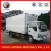 Isuzu 4*2 5tonの冷凍のトラック