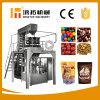 Máquina de empacotamento automática coincidente padrão do alimento Frozen do saneamento