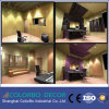 Konferenzsaal-Dekoration-hölzernes Bauholz-akustische Wand-Vorstände