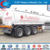 Axes de BPW 7 compartiments 30000 litres de Tri-Axe de bas de page de réservoir de stockage de pétrole