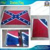 Bandeiras confederadas rebelde de bandeira de batalha da bandeira da guerra civil da bandeira (J-NF05F09253)