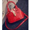 최신 판매 빛나는 여성 어깨에 매는 가방 쉘 핸드백 Sy7548