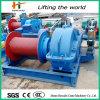 Torno eléctrico, tornos hidráulicos de la grúa en China