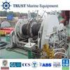 El infante de marina de China suministra el torno hidráulico eléctrico del carrete de cable