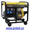 Reisen Car Silent Generator Set 4kw (BM6500EW)