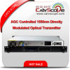 Laser Transmitter di CATV Single Module 1550nm Directly Modulated Optical