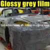 フィルムを包む熱い販売の暗い灰色車