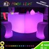 Barra iluminada LED de los muebles del salón del partido que brilla intensamente