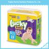 Nuevo pañal disponible ultra fino económico impreso del bebé