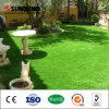 Azulejo artificial de la hierba de la estera de la hierba que se enclavija