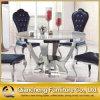 Tabella pranzante di marmo rotonda pranzante moderna della mobilia