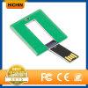 Cartão plástico 8GB 16GB do cartão USB/USB da promoção de Hotselling