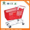 Chariot en plastique à supermarché de qualité (JS-TPT)