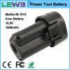 Литий-Ion Battery 1500mAh Portable Tool Driver 18650*3 для Makita Bl1013