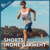 Os Mens de Inone M005 nadam calças curtas dos Shorts ocasionais da placa