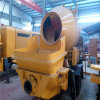 Concrete électrique Mixer Pump avec 45kw Electric Motor