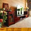 주문 Solid Wood 또는 Wooden/Timber 침실 텔레비젼 Cabinet (XS9-062)