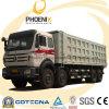Camion- lourd de roues de la cabine 12 du prix bas 30cbm Beiben Ng80 pour le mercatique africain