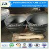 Testa servita di emisfero delle protezioni di estremità del acciaio al carbonio per il contenitore a pressione